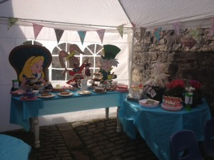 T13 Awareness Coffee Morning-Hosted by 'ewood florist'